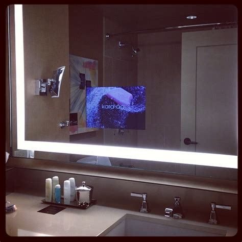 Bathroom Mirrors Dallas The 25 Best Bathroom Tvs Ideas On Pinterest Tvs For Bathrooms Pink Small Bathrooms And