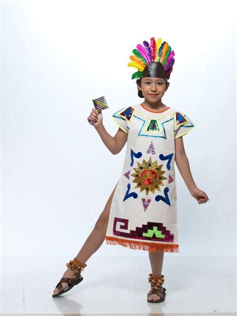 Imagenes De Vestidos Aztecas | trajes aztecas de manta
