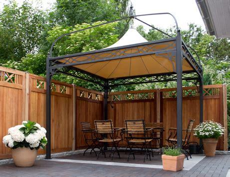 Terrassen Pavillon Metall by Bo Wi Outdoor Living Pavillons F 252 R Gewerbe Und Garten
