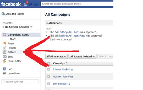 how to section someone how to add someone as a facebook ads manager admin