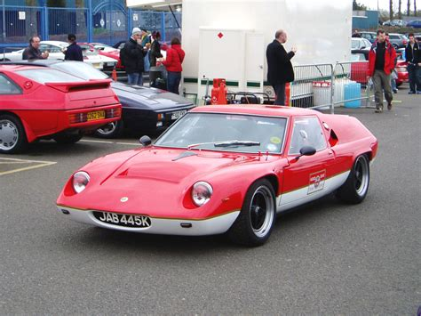 auto europa bank club lotus donnington 2006
