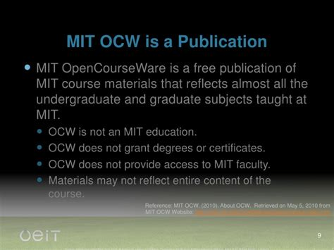 Mit Mba Mitopencourseware by Project Greenfield A New Way Of Thinking About