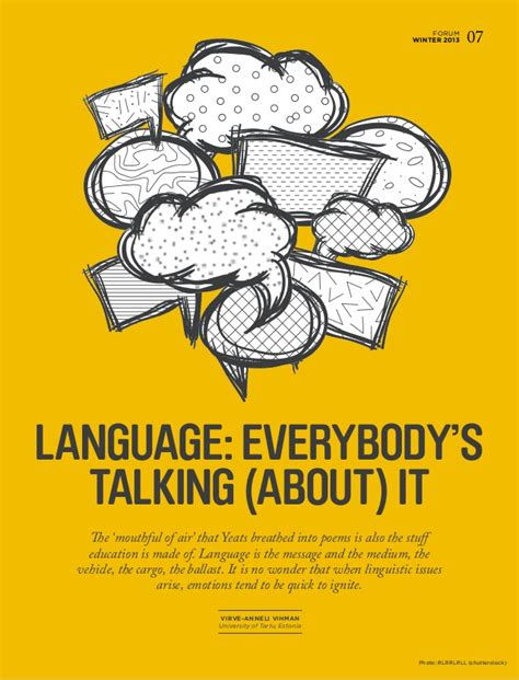 Everyones Talking About Lifestyle Magazine by Language Everybody S Talking About It 2013 Winter