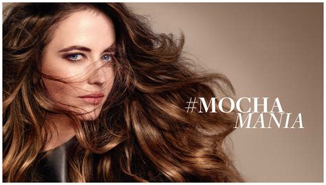 crazy hair colour loreal inoa hair color hair dye color 7 reasons mocha mania is the colour of 2016 vogue india
