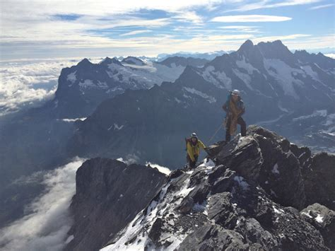 Best Price Rompi Eiger Resliting The Best Quality guided climb matterhorn eiger mountain guides