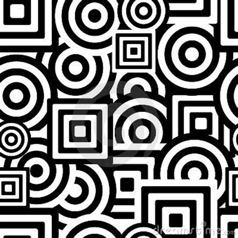 black and white unique pattern seamless black and white pattern stock images image 4686074