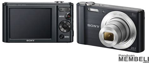 Kamera Sony Cybershot Dsc W810 5 kamera digital pocket saku termurah dan terbaik 2015 panduan membeli