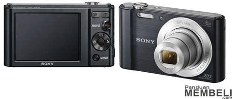 Kamera Sony Cybershot Dsc W810 5 kamera digital pocket saku termurah dan terbaik 2015
