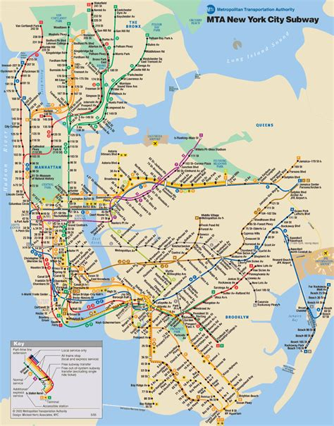 mta maps news tourism world information of mta new york city