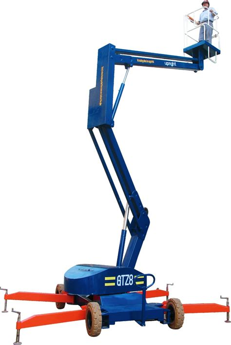 Cherry Picker Machine by China Engineering Machinery Construction Machinery Agriculture Machinery Supplier Wuhan