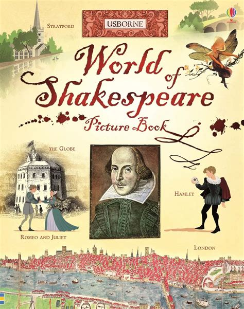 shakespeare picture books world of shakespeare picture book at usborne children s