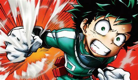 my hero academia updates manga hiatus funimation