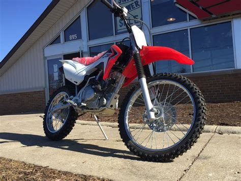 Honda Crf 110f Tahun 2016 honda crf in michigan for sale used motorcycles on