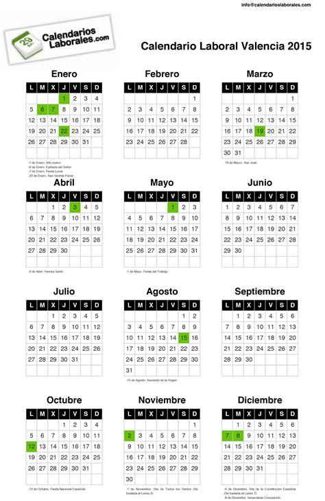 Calendario Laboral Calendario Laboral Madrid 2014 Newhairstylesformen2014