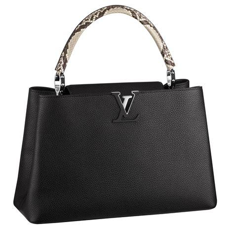 Jual Tas Bag Lv Capucines Limited Edition Leather Mirror 3 Tone the stunning louis vuitton capucines purseblog