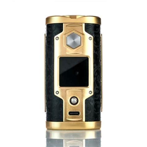 Mod Vapor Vape Battle Gold Edition yihi sx mini g class luxury golden vape mod directvapor