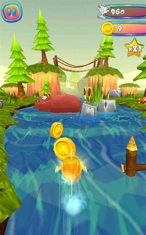 Kaos Fishing Frenzy 14 Cr Oceanseven choppy fish 3d run 187 apk thing android apps free