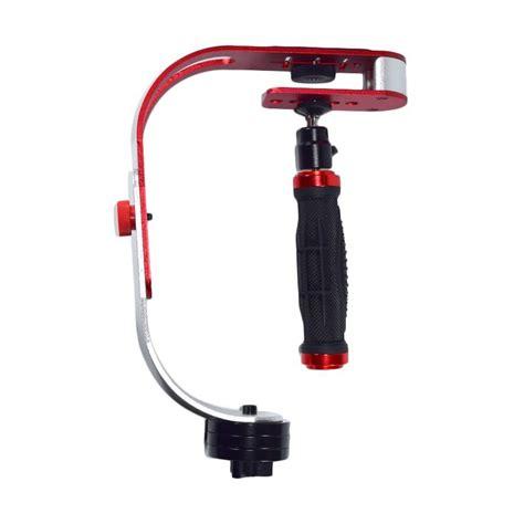 Handheld Stabilizer Kamera Dslr Kamera Gopro Xiaomi Yi jual universal stabilizer handheld steadycam kamera dslr mirrorless digital