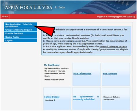 us visa appointment letter india how to get u s visa appointment in india