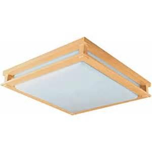 Fluorescent Ceiling Light Fixtures American Fluorescent Cps3240m Square Ceiling Light Fixture 120 Volt Flush Mount Ceiling Light