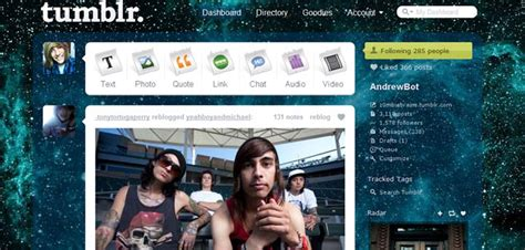 tumblr themes dashboard free unlock tumblr change your tumblr dashboard theme