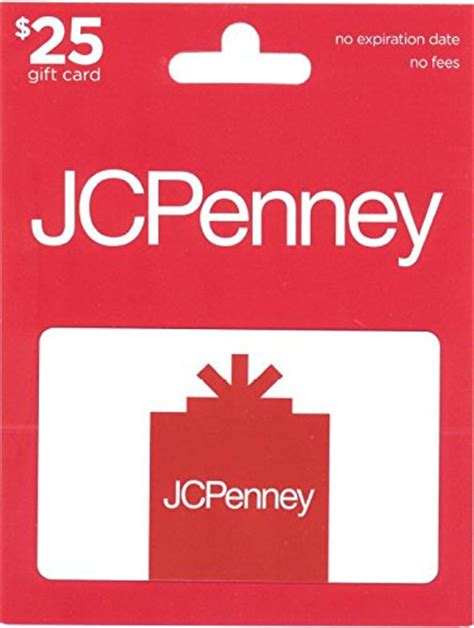 Jcpenney Salon Gift Card - jcpenny