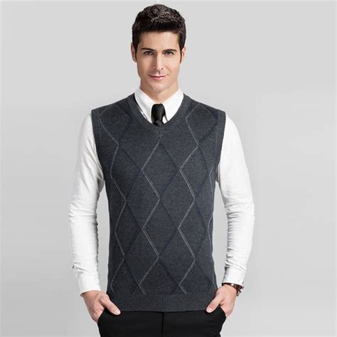 knitting pattern mens sleeveless vest popular mens knitting pattern buy cheap mens knitting