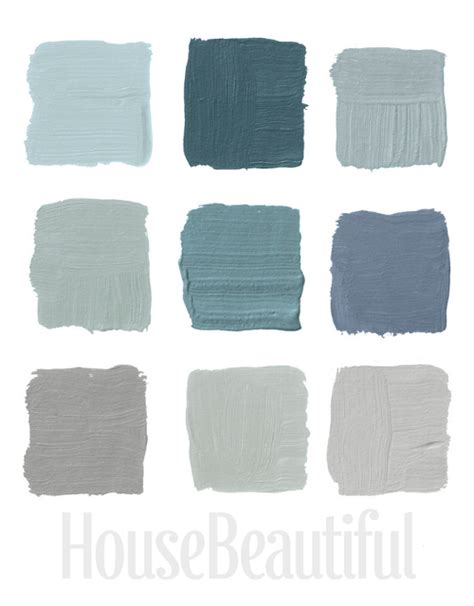 Best Blue Grey Paint Color Blue Gray Paint On Pinterest Blue Gray Bathrooms
