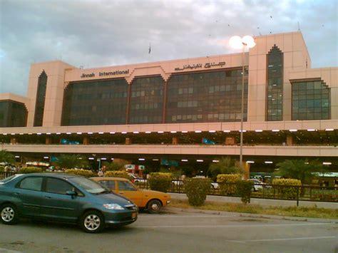 Jinnah International Airport Karachi | Photo taken early ...