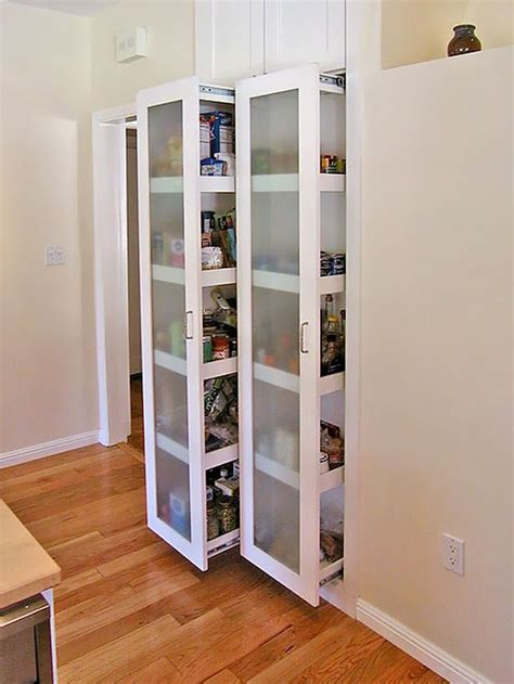 Pantry Sliding Shelves by Sliding Pantry Doors Kitchens From Hgtv