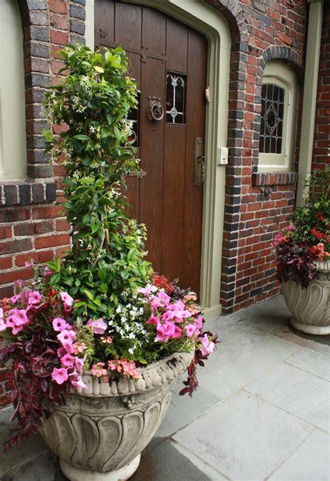 Front Door Summer Decorating Ideas Front Door Planter Front Door Planters
