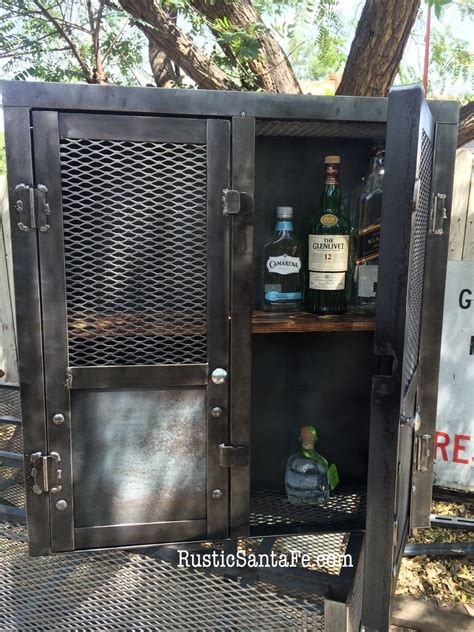 Industrial Liquor Cabinet Home Furniture Decoration