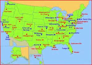 us map with cities that s what she said fast forward 9 months 2 weeks and