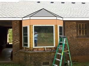 Bow Window Roof Framing Bay Window Bay Window Roof Framing