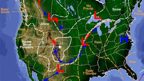 us weather map thursday wind advisories in effect for mountains and valleys