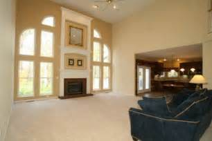 Plot Of Room The Two Story Family Room Trend Out Or In For 2010