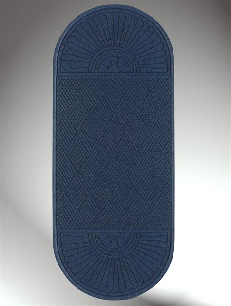 waterhog eco grand premier two ends rounded floor mat