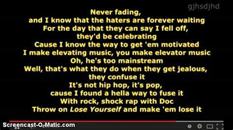 rap lyrics rap god clean lyrics related keywords rap god clean