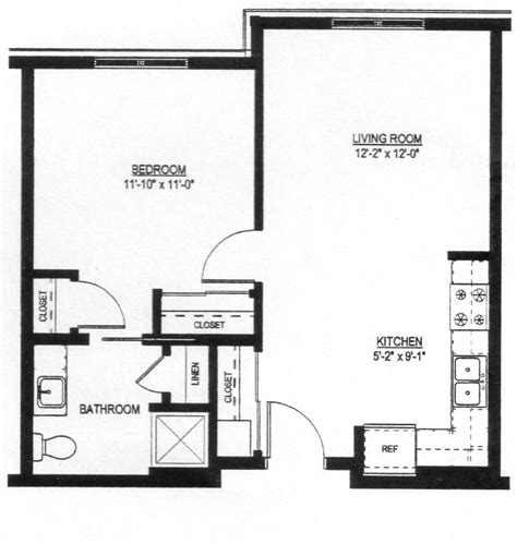 Single Bedroom House Plans Indian Style | simple single bedroom house plans indian style house style