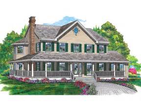 Farmhouse Layout Cornfeld Traditional Farmhouse Plan 062d 0042 House