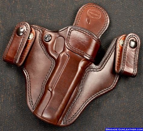 Handmade Gun Holsters - help me choose between brigade m 11 and miltsparks vmii or