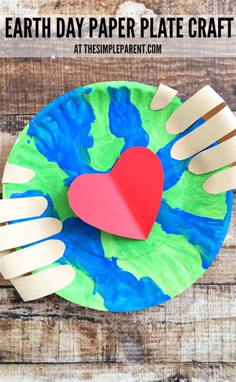 earth day craft for make an earth day craft preschoolers will together to