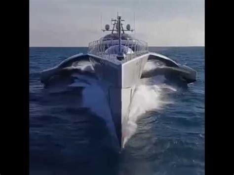 trimaran yacht galaxy the 53 meters trimaran galaxy of happiness superyacht