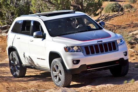 2013 Jeep Grand Trailhawk 2013 Jeep Grand Trailhawk Review Notes Autoweek
