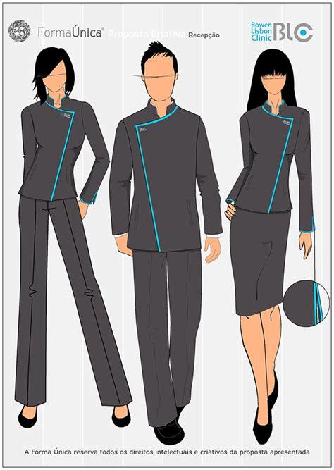 uniform design editor bowen lisbon clinic uniform design on behance