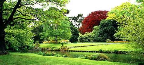 Christchurch Botanical Gardens Best Time To Visit Christchurch Tourist Season In Christchurch Best Time To Vacation