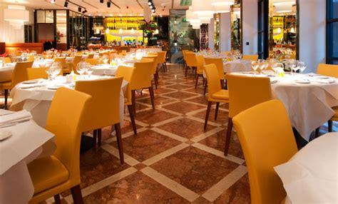 San Carlo Restaurant Leeds   GOSS Marble