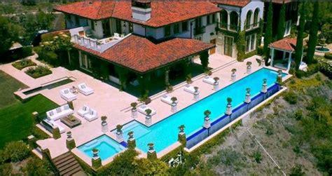 3 Car Garage House heidi klum villa in kalifornien ein traumhaftes luxushaus