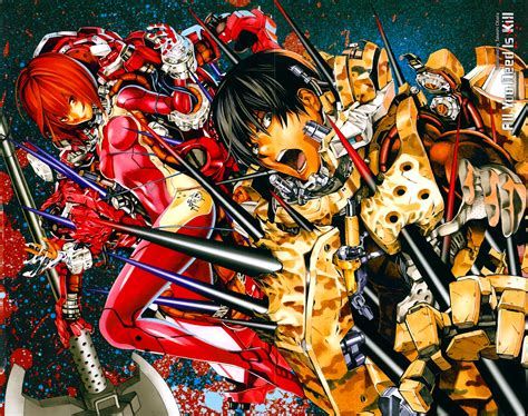 all you need is and a all you need is kill obata takeshi zerochan anime image board