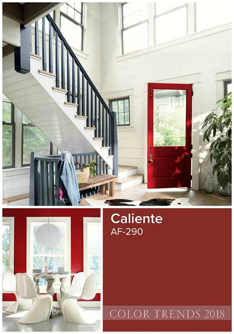 benjamin moore caliente af290 2018 color of the year 2018 benjamin moore color of the year my blog